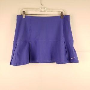 Nike Fit Dry Purple Tennis Skort Size Medium